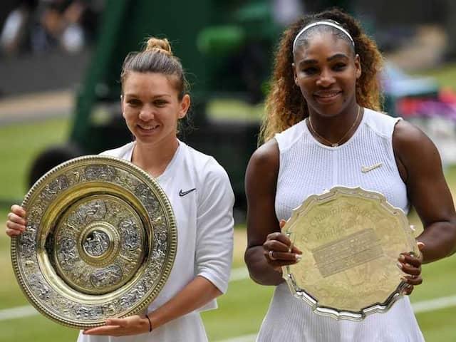 Simona Halep Thwarts Serena Williams History Bid With Wimbledon Final Triumph