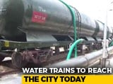 Video : First 50-Wagon Train Carrying Water For Chennai Leaves For Parched City