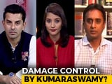 Video : Karnataka Crisis: Congress-JD(S) Firefight