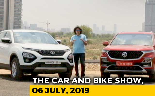 Video : Union Budget 2019 For Auto, MG Hector Vs Tata Harrier, BMW NEXTGen Event