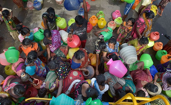 India Among 17 Countries Facing 'Extremely High' Water Stress: Report