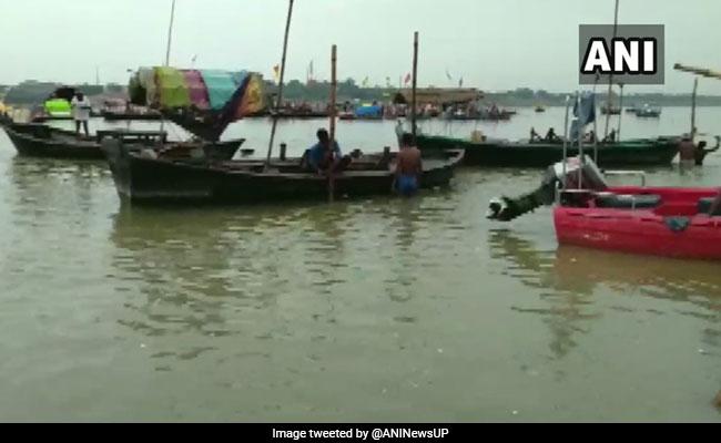 Prayagraj Faces Flood-Like Situation After Heavy Rainfall