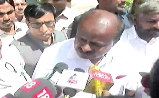 No One Can Make Stable Government In These Circumstances: HD Kumaraswamy