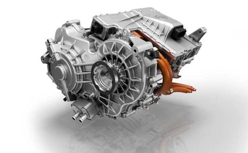 ZF Introduces New 2-Speed Transmission For Electric Cars