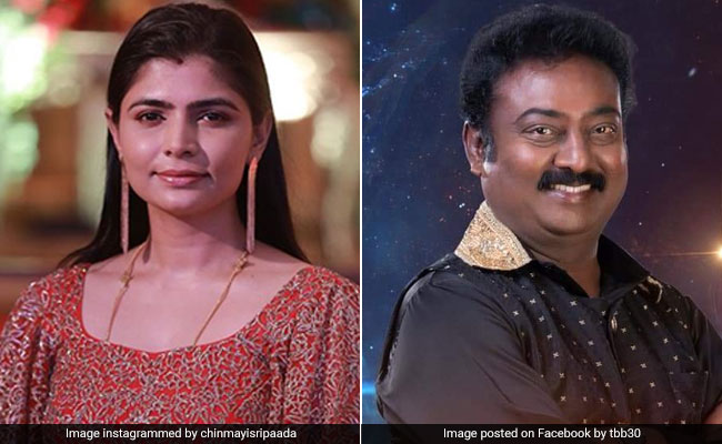 Chinmayi Sripaada Calls Out Bigg Boss Tamil After Contestant Claims He Groped Women On Buses