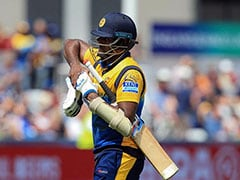 Angelo Mathews Disappointed With His Own Performance In World Cup 2019