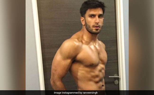 Ranveer Singh Posts Shirtless Pic. Zoya Akhtar Comments: 'Behave!'
