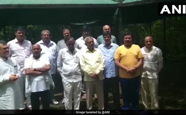 Congress Expels 14 Rebel Karnataka Lawmakers