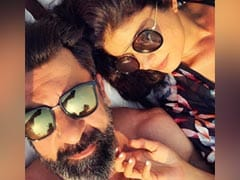 Pooja Batra Shares Pic With Nawab Shah Amidst Secret Wedding Rumour