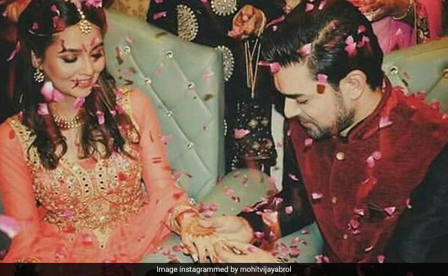 Mohit Abrol Claims Instagram Hack After Post On Fiancee Manasi Srivastava's Alleged Infidelity Goes Viral