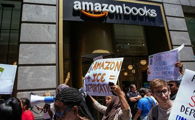 Amazon Workers Strike As'Prime Shopping Frenzy Hits