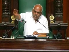 Karnataka Crisis Highlights: Assembly Session Adjourned Till Tomorrow