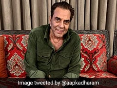 """Never Again,"" Dharmendra Tweets After Trolling Hema Malini"