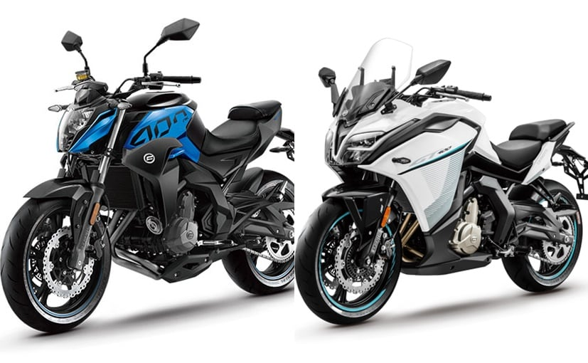 Globally, CFMoto currently offers two motorcycles in this space - 400NK and 400GT