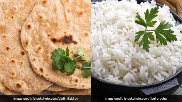 The Ideal Healthy Diet: Nutritional Values Of Roti And Rice Compared