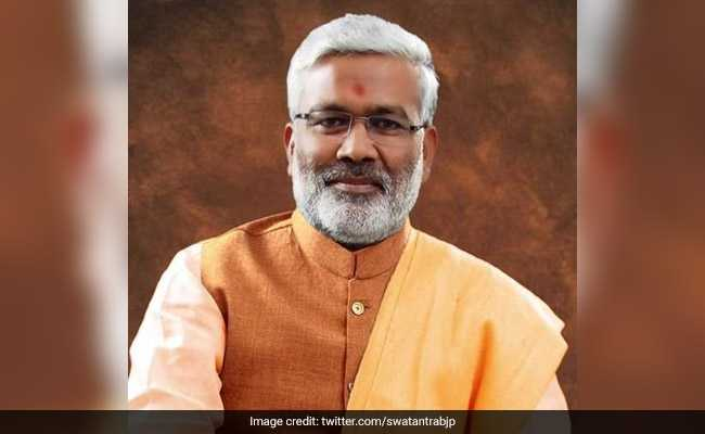 UP BJP Chief Says He Tested Positive For COVID-19
