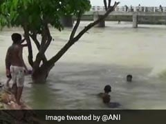 Boy Drowns In Floodwater While Filming TikTok Video With Friends In Bihar