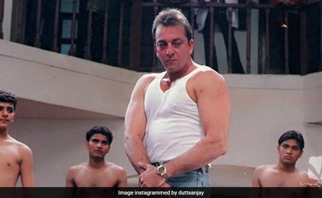 Questioned About Munna Bhai 3, Sanjay Dutt Says, 'Ask Rajkumar Hirani'