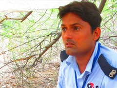 Meet The JNU Security Guard Who Cracked Varsity's Entrance Exam