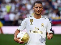 Eden Hazard And Real Madrid To Open La Liga Season Away At Celta Vigo
