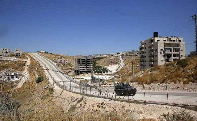 Palestinians Protest Demolition Plan by Israel in East Jerusalem Village