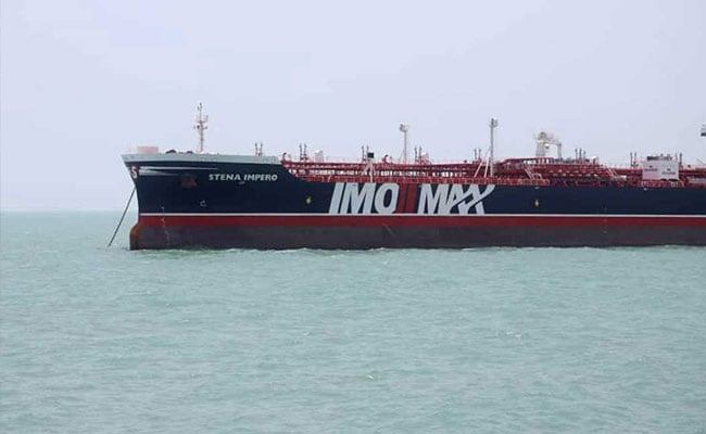 Owner Of Seized British Tanker With 18 Indians On Board Says Crew 'Safe'