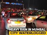 Video : 17 Flights Diverted, Traffic Jams In Mumbai After Very Heavy Rain