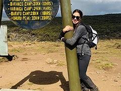 <I>Taarak Mehta Ka Ooltah Chashmah</I> Actress Munmun Dutta Abandoned Kilimanjaro Climb After She 'Almost Fainted'