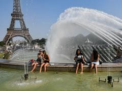 Trains Slowed Down As Heatwave Set New Temperature Records In Europe