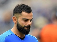 No Place For Virat Kohli In ICC