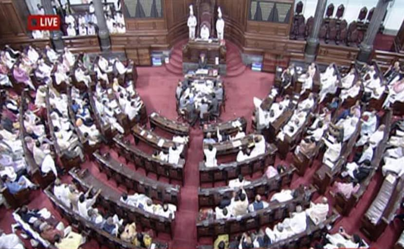 Rajya Sabha Spent 28 Percent Of Functional Time To Make Laws Between 1978-2018