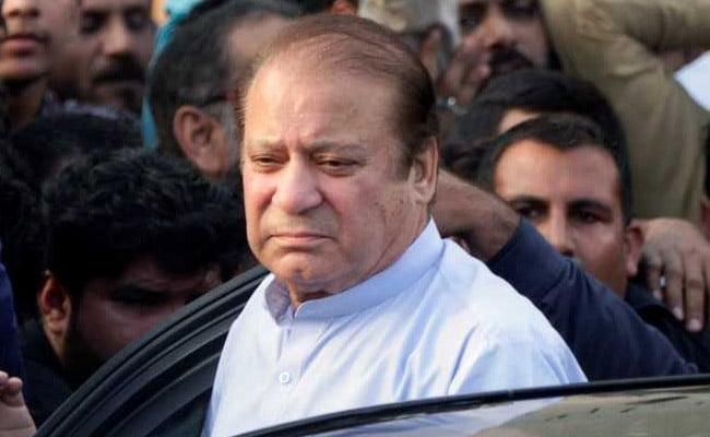 Nawaz Sharif Asks For Permission To Travel Abroad For Treatment