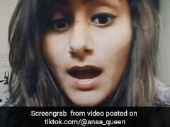 TikTok वीडियो बनाने वाली सस्पेंड पुलिसकर्मी का नया वीडियो वायरल, बोलीं- 'अरे जलने वालों...'