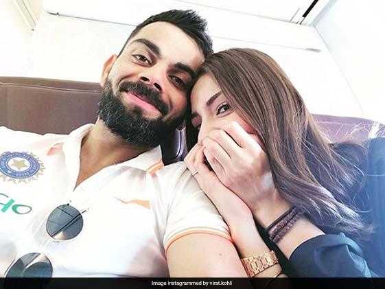 टीम इंडिया के कप्तान विराट कोहली और अनुष्का शर्मा स्वदेश लौटे, देखें VIDEO