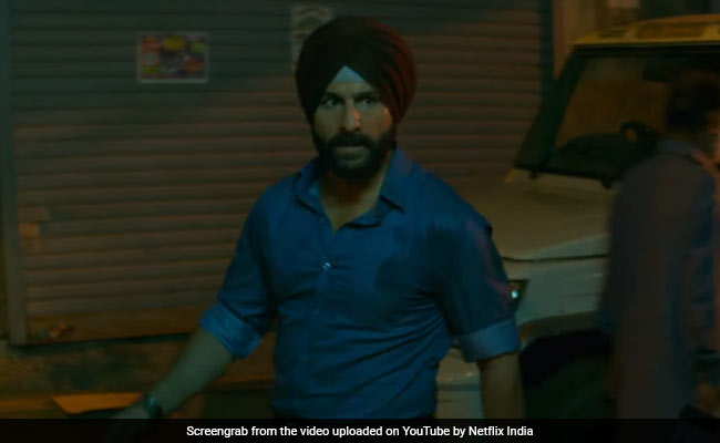 Aamir Khan Had Sacred Games Questions So He Texted Saif Ali Khan (But Got No Answers)