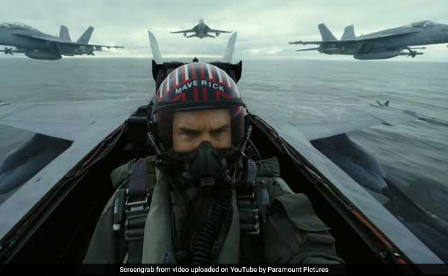 Top Gun: Maverick Trailer - Tom Cruise Is Feeling The Need For Speed Again And Twitter Is Buckling Up