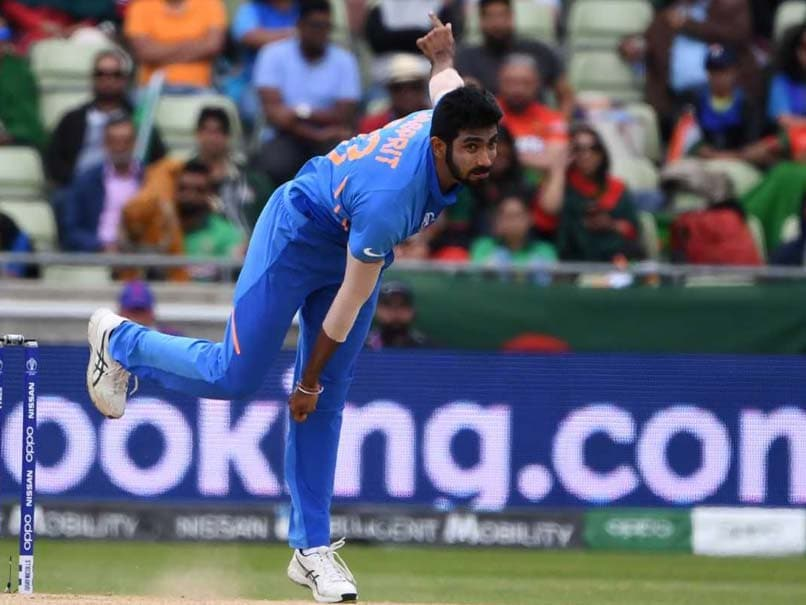 """We Gave It Everything We Had"": Jasprit Bumrah Sends Heartfelt Message To Fans"