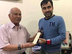 1983 क्रिकेट वर्ल्ड कप की जीत से जुड़े इस शख्स से मिलकर इमोशनल हुए पंकज त्रिपाठी, कही ये बात