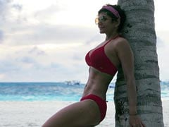 Mandira Bedi Posts Beach Pic. Fans Ask If She's 'For Real'
