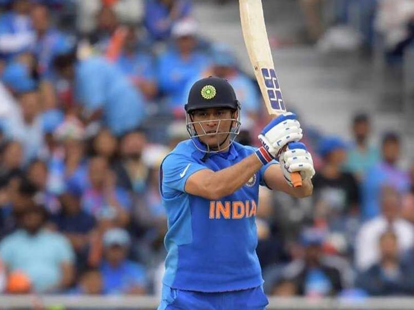 IND vs NZ 1st Semifinal: Now Statistician raises the Question about MS Dhoni