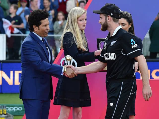 Tendulkar Said The Rule Should Not Be Limited To A World Cup Final