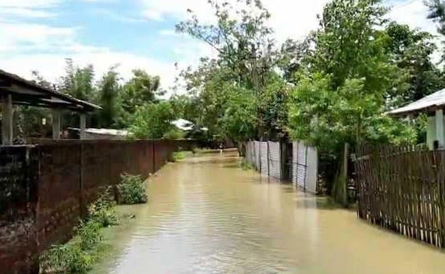 13,000 Affected As Heavy Rain Triggers Flash Flood In Assam