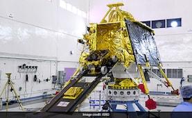 चंद्रयान 2 की तस्वीरें सामने आईं, अगले हफ्ते श्रीहरिकोटा से होगा प्रक्षेपण