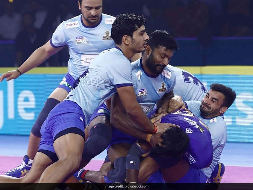 PKL 7: Dabang Delhi Edge Past Tamil Thalaivas In A Thriller
