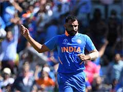 World Cup Semi Final: Mohammed Shami