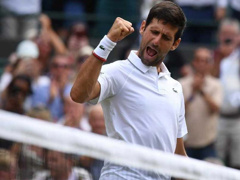 Wimbledon 2019: Novak Djokovic Equals Boris Becker Mark With Last 16 Spot