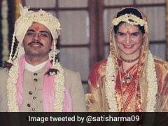 प्रियंका गांधी ने डाली साड़ी वाली फोटो, लोगों ने दी सालगिरह की बधाई, पति से बोलीं- 'डिनर पर चलें रॉबर्ट'