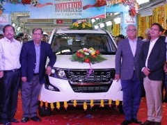 Mahindra's Chakan, Zaheerabad, And Haridwar Plants Reach The 1 Million Production Milestone