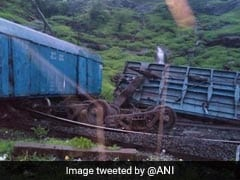 Trains Running Between Mumbai-Pune Hit After Goods Train Derails