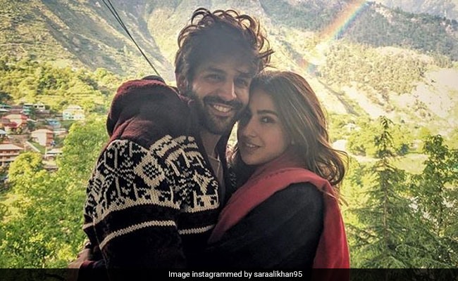 ICYMI: Ranveer Singh's Comment On Sara Ali Khan's Post For Kartik Aaryan